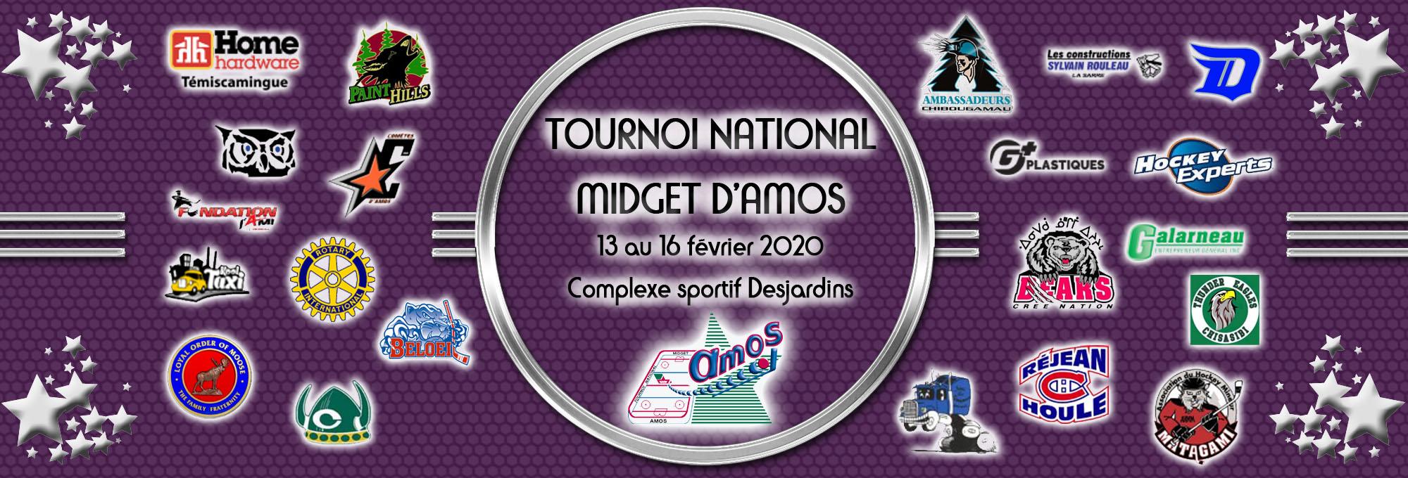 Équipes Inscrites Tournoi 2020