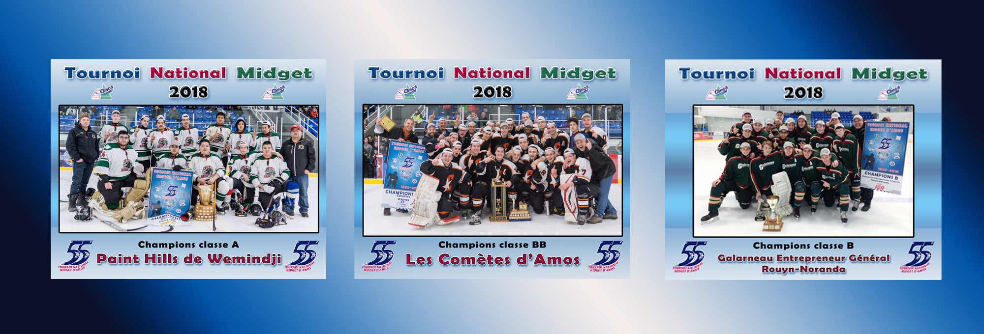 TMA Champions 2018